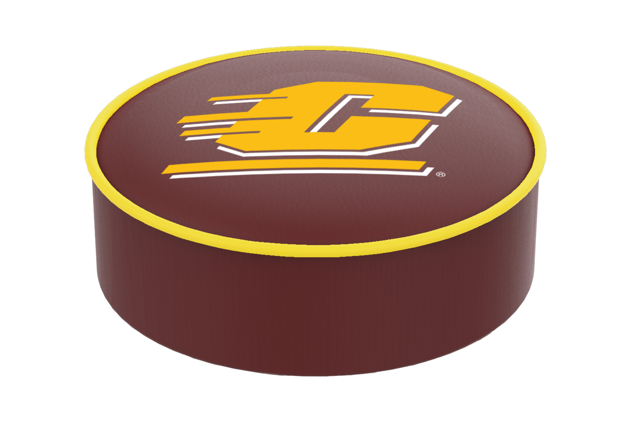 Central Michigan Bar Stool Seat Cover Zerbee