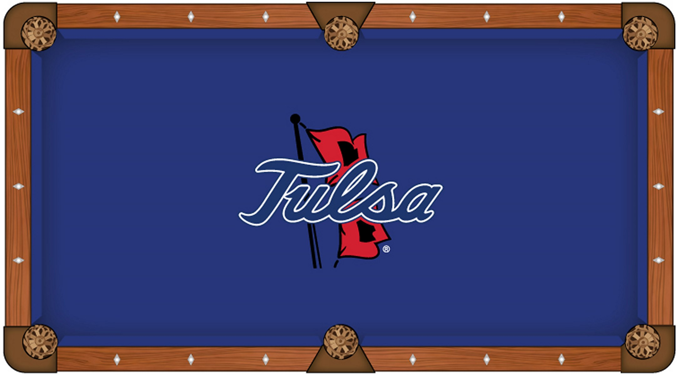 8 39 Tulsa Pool Table Cloth Zerbee